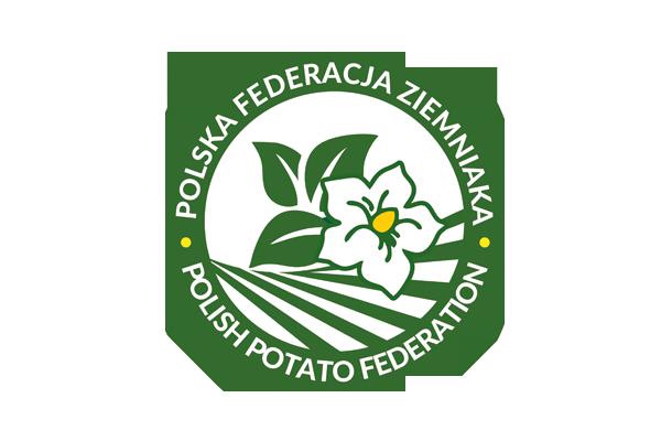 Polska federacja ziemniaka logo