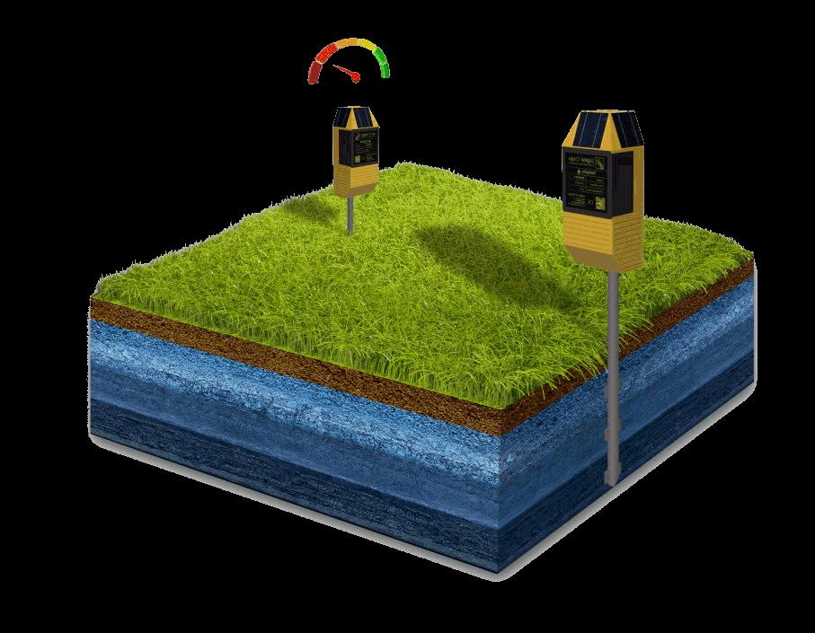 Monitorowanie stanu suszy i nawodnienia gleby